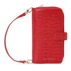 [올포유]21FW 여성 핸드폰 지갑 ALAWK8111-500_G