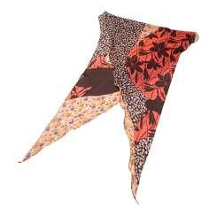 [올포유]21FW 여성 패턴 배색 스카프 ALAMK8121-304_G