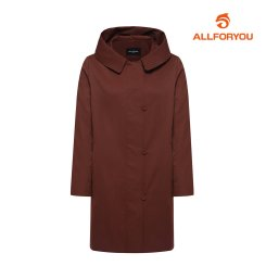 [올포유]21FW 여성 후드 코트 ALCTK8221-207_G