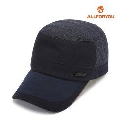 [올포유]21FW 남성 심플 군모형 모자 AMACK8191-915_G