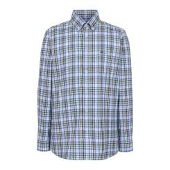 [올포유]21FW 남성 체크 패턴 셔츠 AGBSK8171-906_G