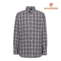 [올포유]21FW 남성 체크 패턴 셔츠 AGBSK8171-190_G