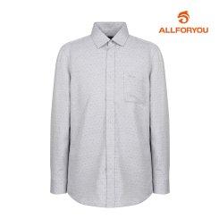 [올포유]21FW 남성 잔프린트 셔츠 AGBSK8161-196_G