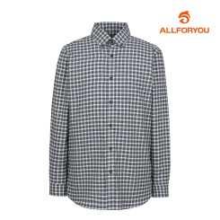 [올포유]21FW 남성 체크 포켓 셔츠 AGBSK7411-904_G