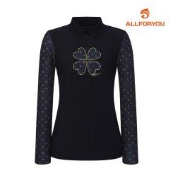 [올포유]21FW 여성 카라 티셔츠 AWTPK8471-915_G