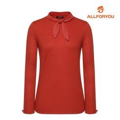 [올포유]21FW 여성 스카프 티셔츠 ALTHK8211-207_G