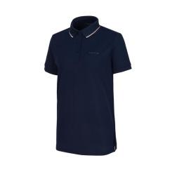 [라푸마][19SS] 네이비 에리포인트 카라 티셔츠 LFTS9B420N3