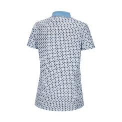 [라푸마][19SS] 플라워 카라 티셔츠 LFTS9B351B2