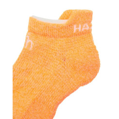 [헤지스골프][19SS] 오렌지 로고배색 면혼방 발목양말 HWSS9E211O1