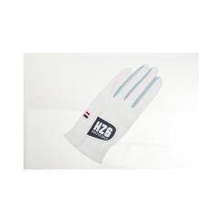 [헤지스골프][20SS] 화이트 퍼피로고 남성용 왼손골프장갑 3종세트 (극세사+펀칭극세사+합피) HUGV0E901OW