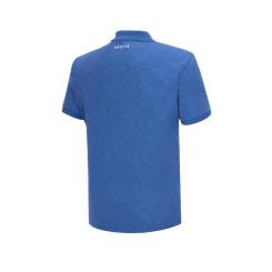 [헤지스골프] 블루 패치장식 반팔카라티셔츠 HUTS0B421B2