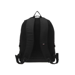 [JILLSTUART NEWYORK SPORT] 질스튜어트뉴욕스포츠 [Tweed Backpack] 블랙 남녀공용 폴리 스트릿무드 신학기 앞포켓형 백팩 JEBA9E152BK