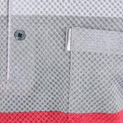 파크타운 메쉬 반팔 골프셔츠 RM20M419