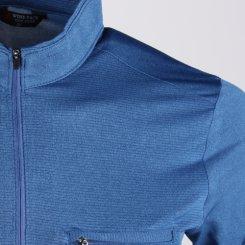윈드페이스 스트라이프 긴팔 반집업 셔츠 ORM20A402