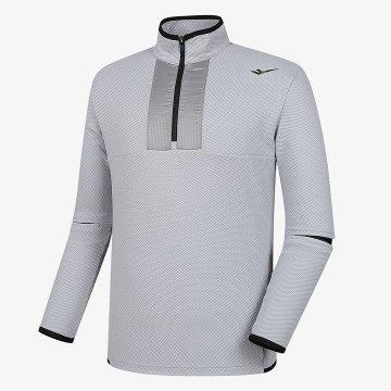 액티브 포쉬 하프 집업 티셔츠MF-F611