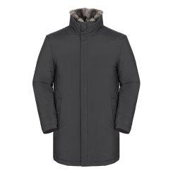 겨울 렉스 넥워머 패딩 하프 코트 자켓(W)MJ-W911