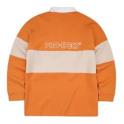 가을 럭비 배색 폴로 티셔츠(W)MS-X111