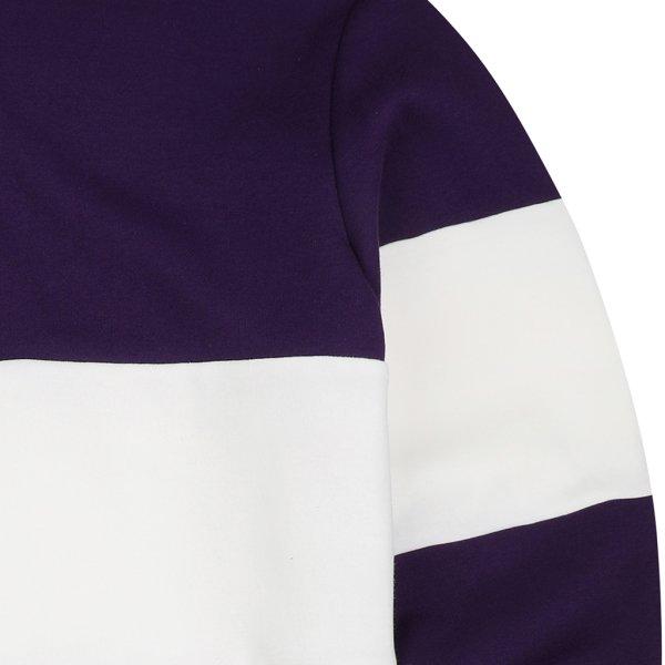 프로스펙스(PROSPECS) 오리지널 가을 럭비 배색 폴로 티셔츠(W)MS-X112