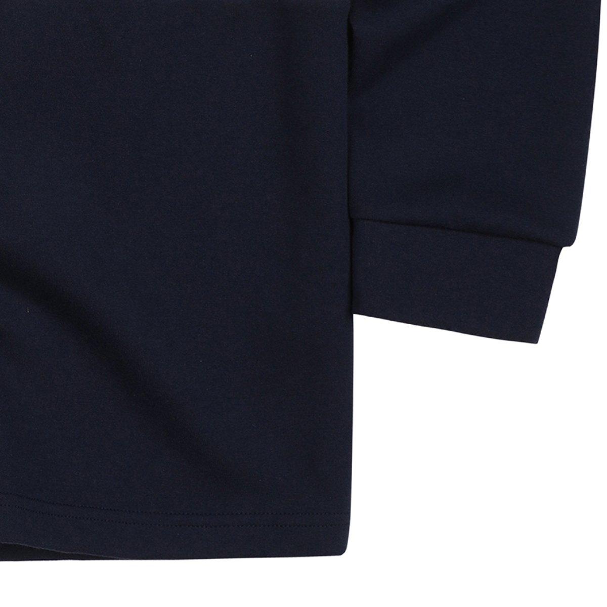 프로스펙스(PROSPECS) 오리지널 가을 럭비 배색 폴로 티셔츠(W)MS-X113