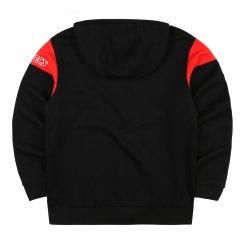 가을 배색 후드 티셔츠(W)MT-X152