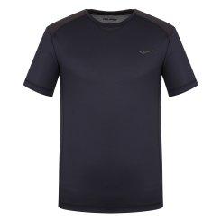 남성 여름 숄더 블록 라운드 티셔츠(W)MT-M332