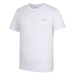 남성 여름 에어 브리스 F로고 포인트 라운드 티셔츠(W)MT-M341