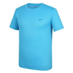 남성 여름 에어 브리스 F로고 포인트 라운드 티셔츠(W)MT-M342