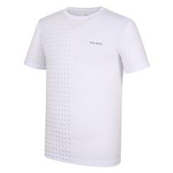 남성 여름 톤온톤 프린트 라운드 티셔츠(W)MT-M411