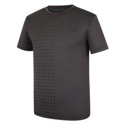 남성 여름 톤온톤 프린트 라운드 티셔츠(W)MT-M412