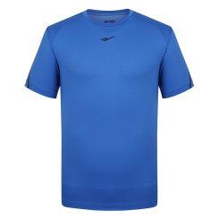 남성 여름 로고 그래픽 라운드 티셔츠(W)MT-M421