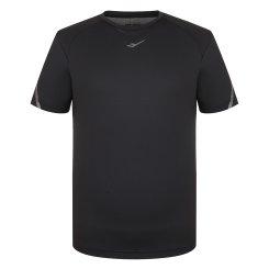 남성 여름 로고 그래픽 라운드 티셔츠(W)MT-M422