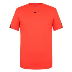 남성 여름 로고 그래픽 라운드 티셔츠(W)MT-M423