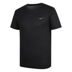 남성 여름 에어 브리스 스몰 로고 V넥 티셔츠(W)MT-M433