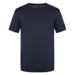 남성 여름 스몰 로고 냉감 V넥 티셔츠(W)MT-M441