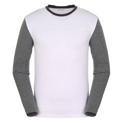 남성 봄 멜란지 믹스 맨투맨 티셔츠(W)MT-S131