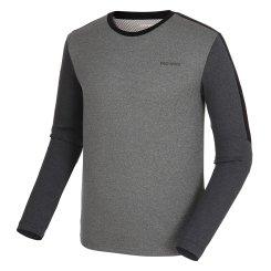 남성 봄 멜란지 믹스 맨투맨 티셔츠(W)MT-S132