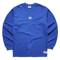 빅로고 백 프린트 긴팔 티셔츠(W)MT-X161