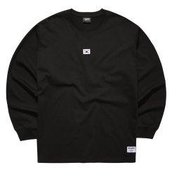 빅로고 백 프린트 긴팔 티셔츠(W)MT-X162