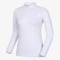 러닝 반집업 긴팔 티셔츠(W)F2-S911