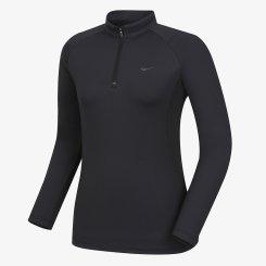 러닝 반집업 긴팔 티셔츠(W)F2-S912