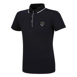 와펜 포인트 여성 폴로 티셔츠