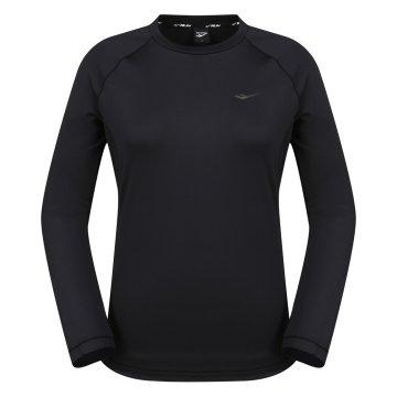스피드 어깨배색 라운드 티셔츠WT-F913