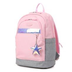 오로라 초등학생 책가방&크로스백 세트 핑크 BE-Y032