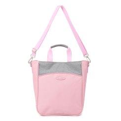 오로라 초등학생 보조가방 핑크 BI-Y032