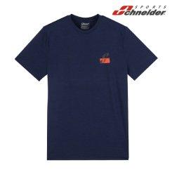 [슈나이더] (남성)CDP 스판 라운드 티셔츠_SG2M1ST04