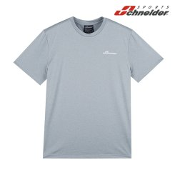 [슈나이더] (남성)EYELET MESH 3 라운드 티셔츠_SG2M1ST03