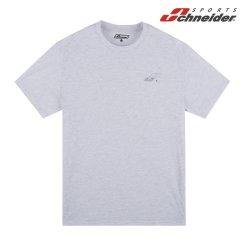 [슈나이더] (공용)UNISEX RUN 라운드 티셔츠_SG2U1ST17